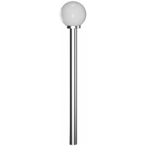Sobremuro, baliza de jardín, 110 cm - Blanco