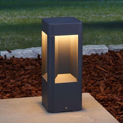 Sobremuro LED Annika de aluminio, 30 cm