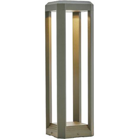Sobremuro LED Fery antracita, 50 cm