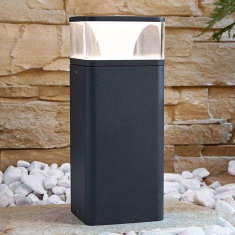 Sobremuro LED Lidia de aluminio 25 cm