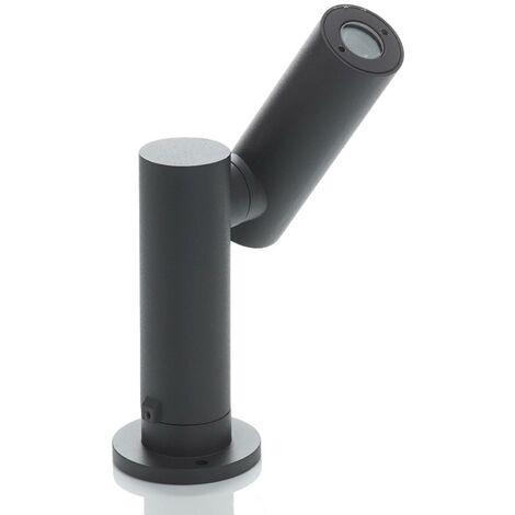 Sobremuro LED Narea regulable, 14 cm