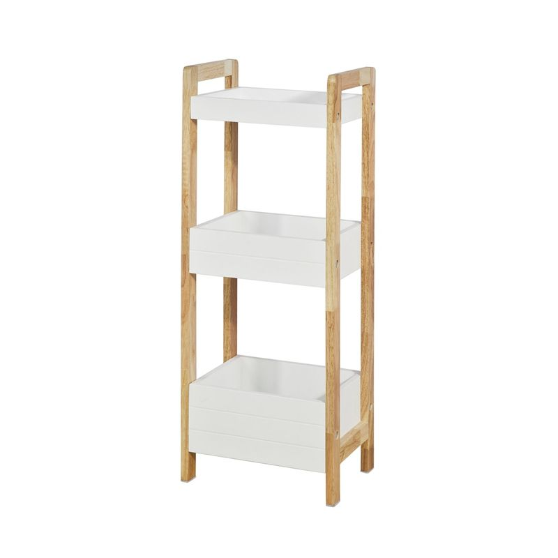 So 3 Tiers Bathroom Shelf Storage