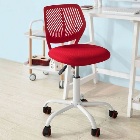 SoBuy Adjustable Swivel Office Chair Desk Chair Study Chair,FST64-R