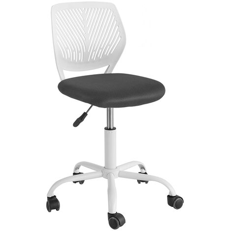 SoBuy Adjustable Swivel Office Chair Desk Chair Study Chair,FST64-W