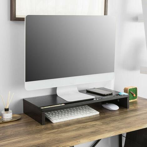 SoBuy BBF05-N Pantalla Soporte para Monitor, Soporte de Sobremesa, Ergonómico para Universal Monitor,ES