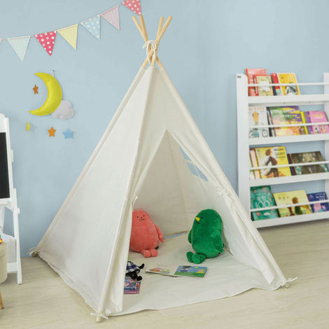 SoBuy Children Play Tent Playhouse Kids Teepee Tipi with