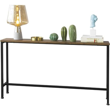 SoBuy Console Table Hall Table Side Table End Table Living Room Sofa Table,FSB19-N