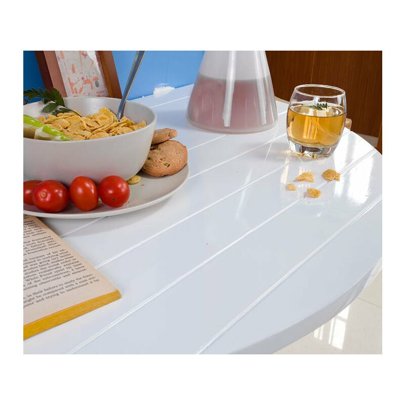 SoBuy Mesa plegable de pared, mesa de cocina, mesa para comer ...