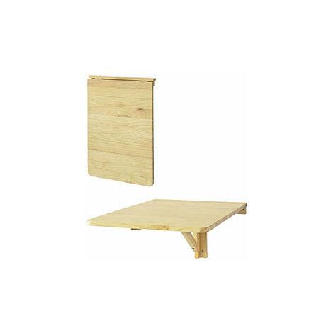 SoBuy ®Mesa plegable de pared, mesa de cocina, mueble infantil, mesa ...