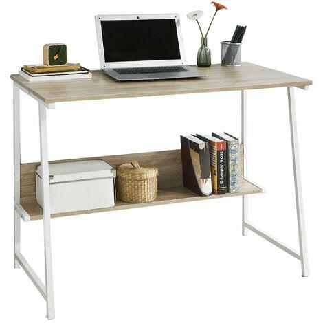 Sobuy scrivania porta pc tavolo per computer tavolo da for Tavolo da studio