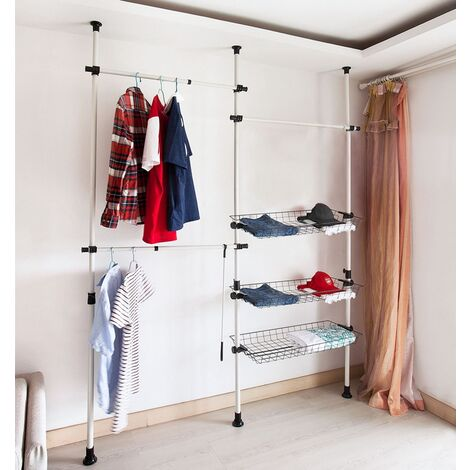 Elementos de un vestidor