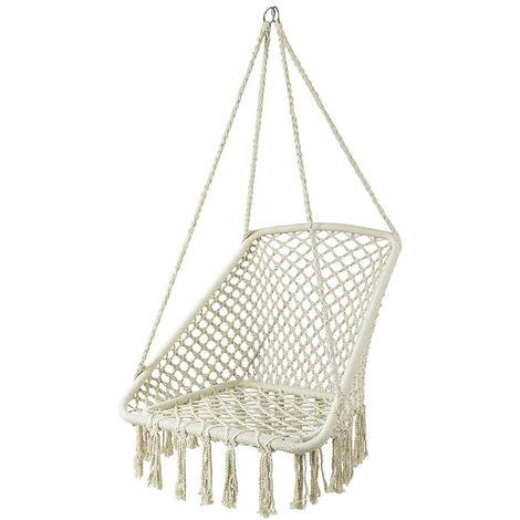 SoBuy Swing Chair Hanging Chair Outdoor Garden,OGS43-MI