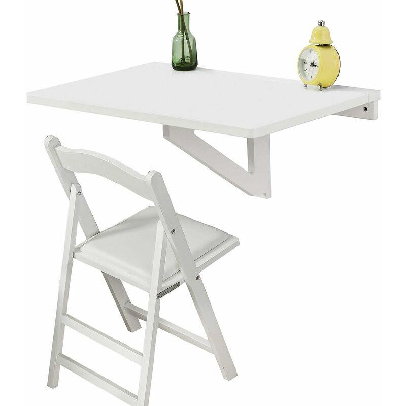 Tavoli Pieghevoli Per Balconi.Sobuy Tavolo Pieghevole Da Muro Con Sedia Pieghevole Per La Cucina
