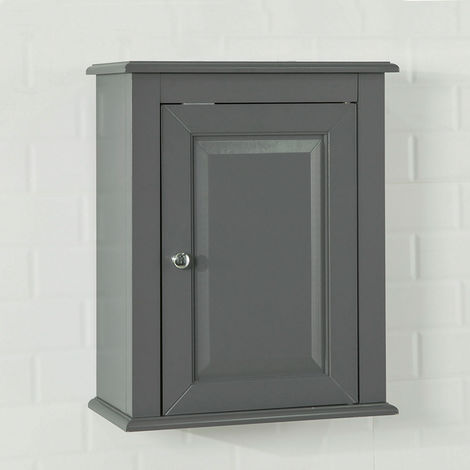 So Wood Wall Mounted Bathroom Storage Cabinet With Door Grey Frg203 Dg P 2640618 11751725 1 Jpg