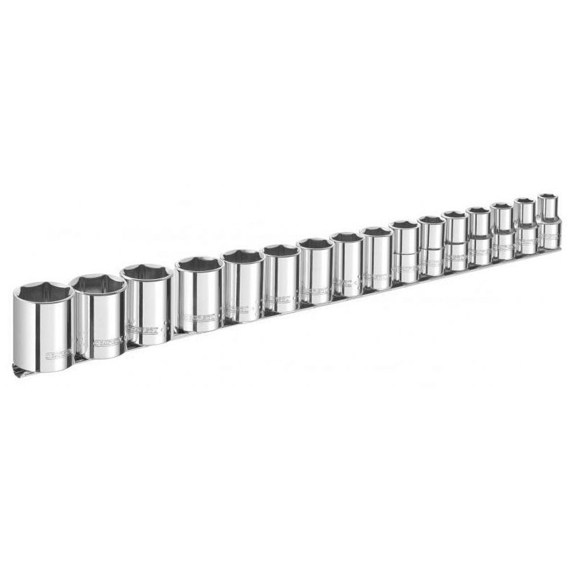 Image of 1/2' Drive Socket Set 16PC - E032902 - Expert By Facom