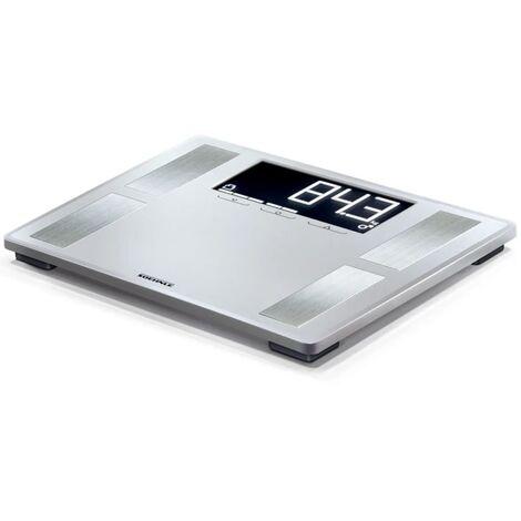 Soehnle Bathroom Scales Shape Sense Profi 200 180 kg Silver 63870