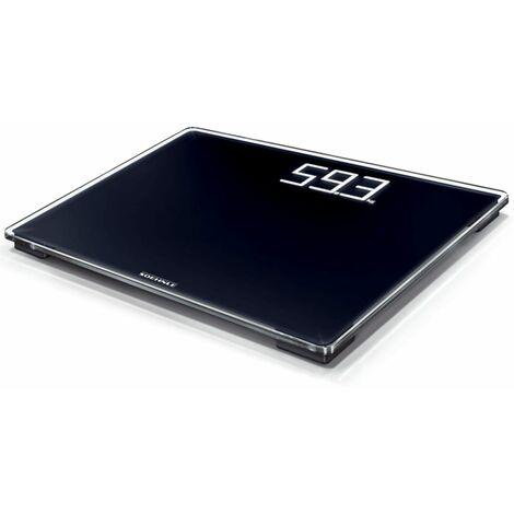 Soehnle Bathroom Scales Style Sense Comfort 500 180 kg Black 63862