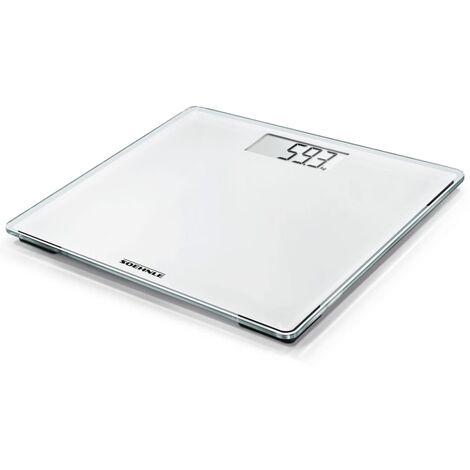 Soehnle Bathroom Scales Style Sense Compact 200 180 kg White 63851
