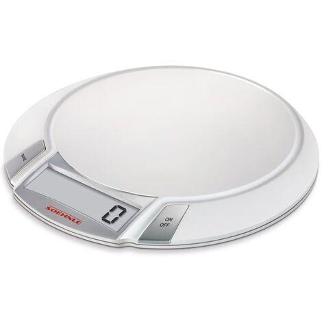 Soehnle Kitchen Scales Olympia 5 kg White 66110