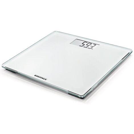 Soehnle Pèse-personne Style Sense Compact 200 180 kg Blanc 63851