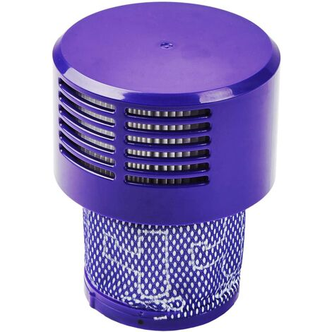 SOEKAVIA 1 pièce filtre d'aspirateur SV12 Dyson V10, lavable, grand