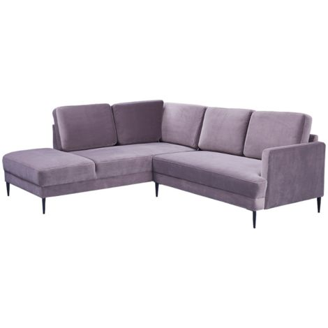 Sofa Beverly 5 plazas grey