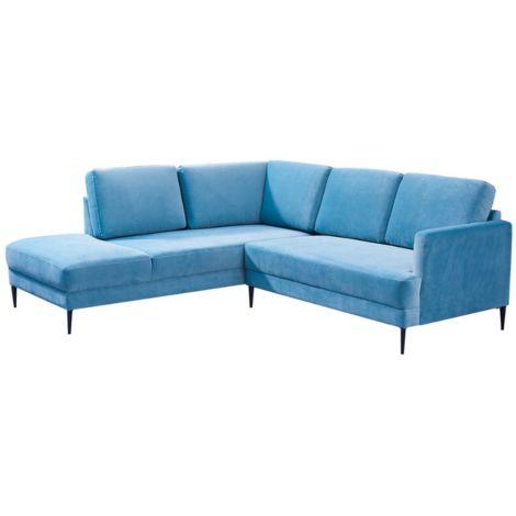 Sofa Beverly 5 plazas light blue