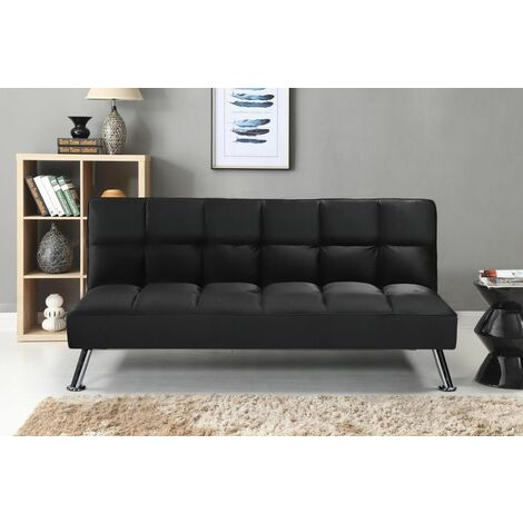 """main image of """"Sofá-cama carlux gris terciopelo, 3 plazas de asiento estilo sofisticado adaptable a cualquier espacio"""""""