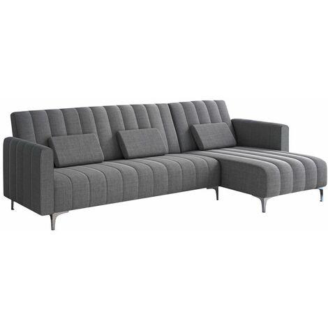Sofá-cama chaise longue Milano