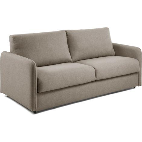 Sofá cama Kymoon 140 cm visco marrón