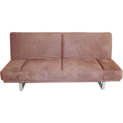 Sofa cama Lubia Color - Marrón