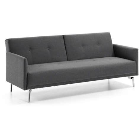 Sofá cama Rolf 200 cm gris