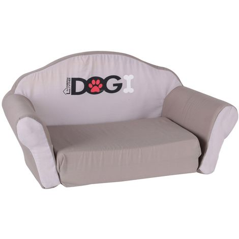 """main image of """"Sofa pour chien Dogi - Taille M - Taupe"""""""