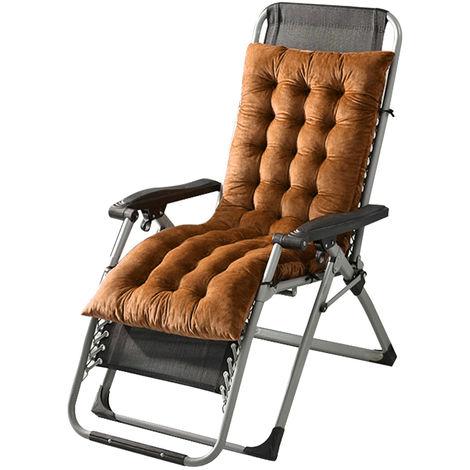 Sofa Seat Cushion Replacement Cushion for Recliner 160x50x10cm
