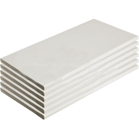 Soffit Board - 150mm x 10mm x 5mtr White - Pack of 6