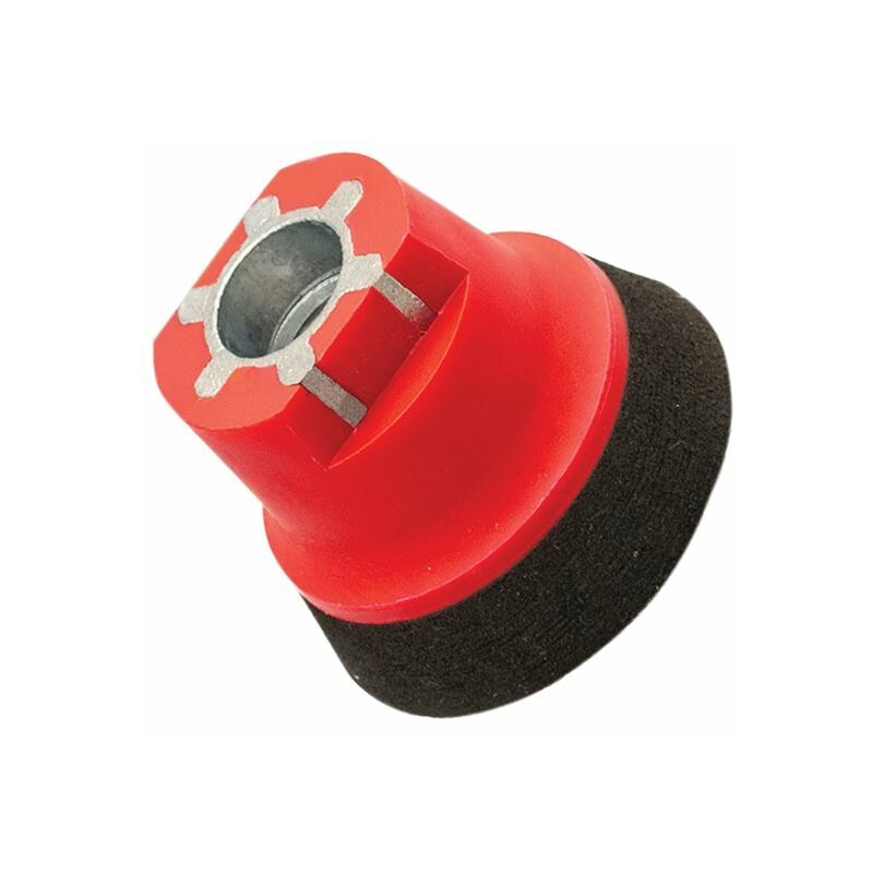 Image of Soft Density Pad with GRIP® Fastening 50mm M14 ( 36298) - FLE