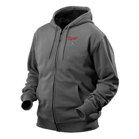 Softshell Heated Milwaukee M12 HHGREY-0 Size S Without battery and charger 4933443813