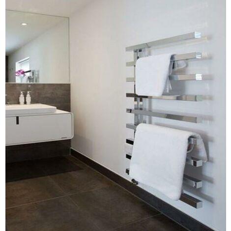 Soho Towel warmer 795x500 1238 BTUs Chrome
