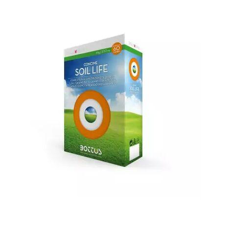 Soil Life 16 -0 -15 + 2 MgO + imi - 4 Kg engrais à gazon