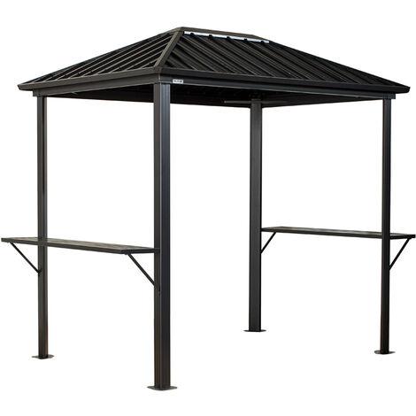Sojag Aluminium BBQ Grill Pavillon Dakota 6x8 178x243 cm