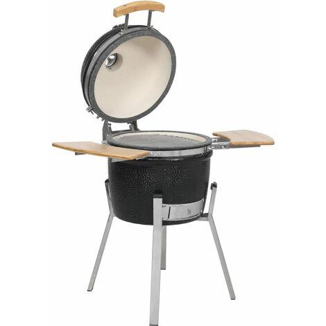 Sol 72 Outdoor 58cm Charcoal BBQ by Dakota Fields - Black