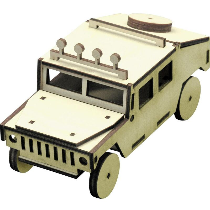 Sol Expert Auto Hummer Hummer in legno