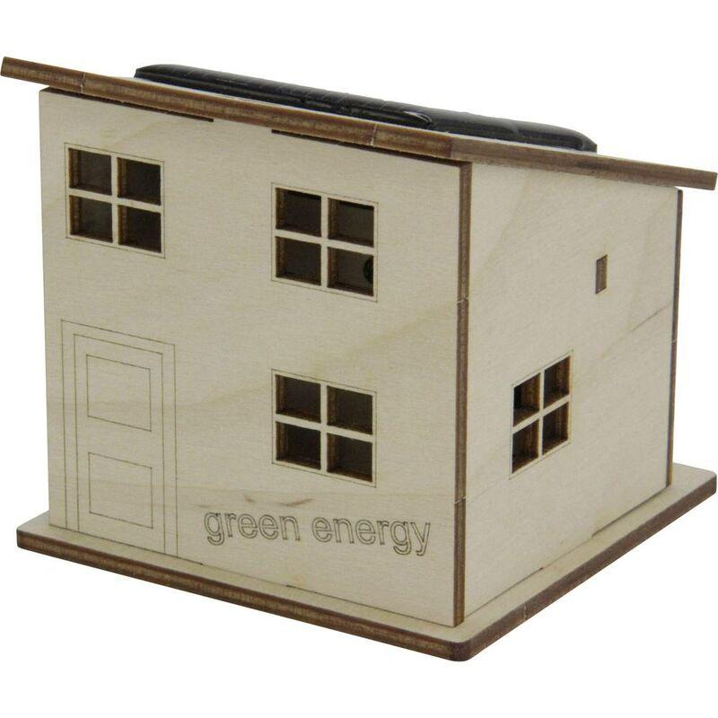 Solarhaus Green Energy Casa solare - Sol Expert