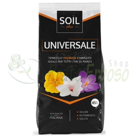Sol Plus Universel, le terreau de croissance mélanger 10 L