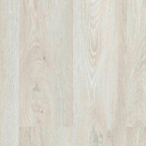 Sol PVC à clipser - boite 15 lames auto-adhésives - 2,08 m² - design imitation parquet - Starfloor- Modern Oak - Beige - TARKETT