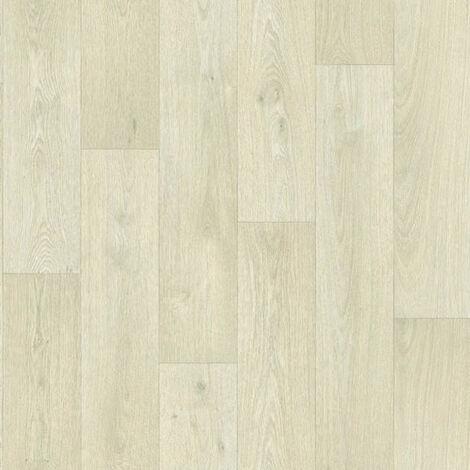 Sol PVC Best - Imitation parquet Bois Blanchi