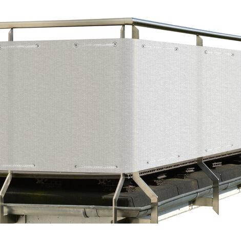 Sol Royal Brise vue pour balcon SolVision PB2 PES 300x90cm