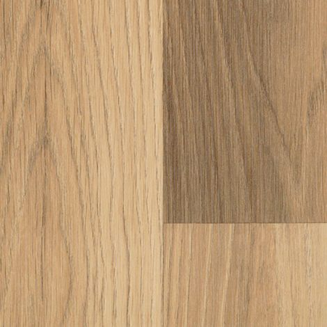Sol stratifié effet parquet chêne elegance, boite de 9 lames soit 2,22 m² EH LOFT 8521.