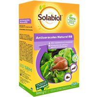 Solabiol - Anticaracoles y babosas natural Natria Ferramol 500gr