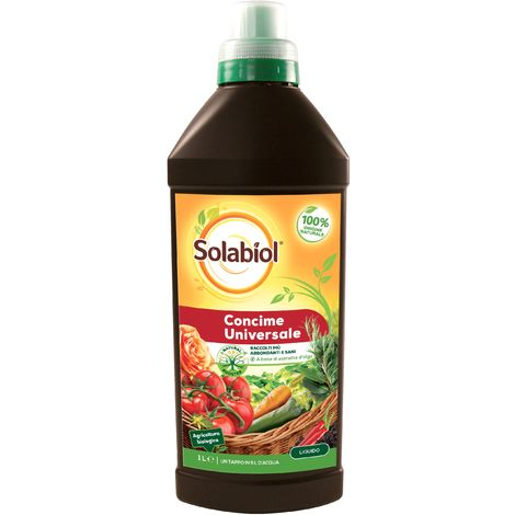Solabiol liquido Universale 1 lt Biologico